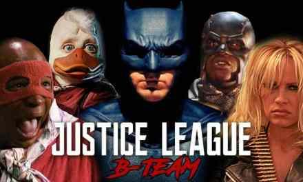 Justice League filmska Parodija – B Tim Video