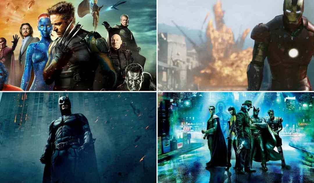 15 Najboljih Superhero Filmova – 21 stoljeće