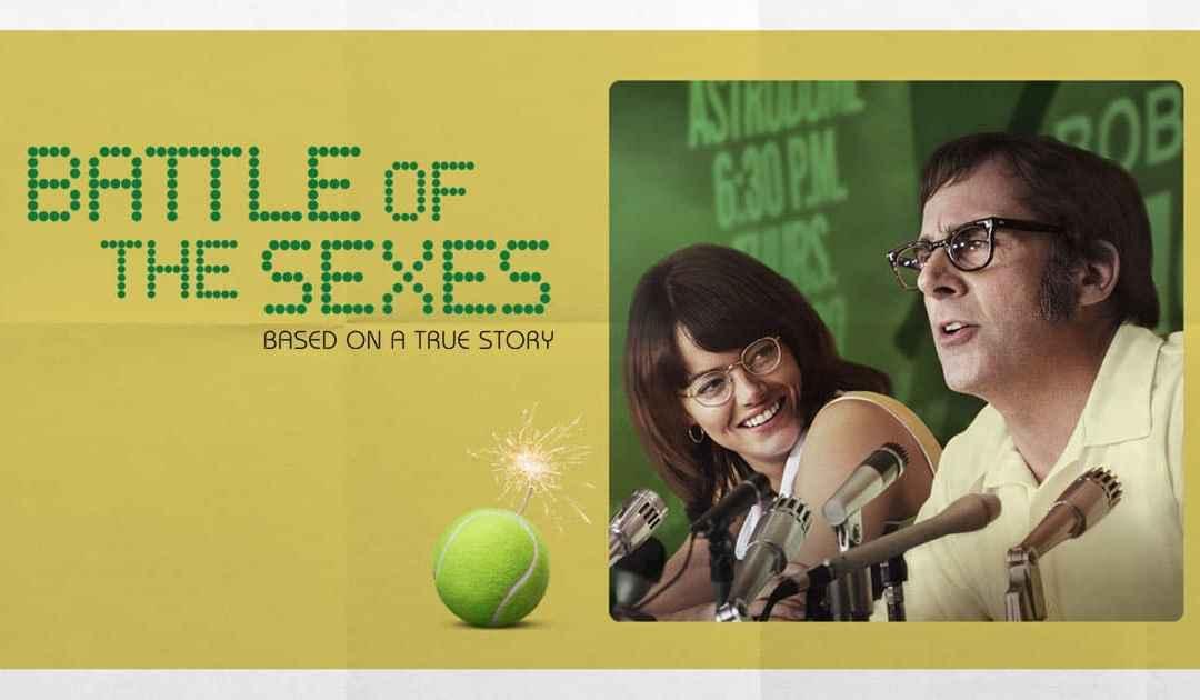 Recenzija: Battle of the Sexes (2017.)
