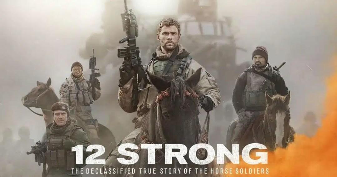 Recenzija: 12 Strong (2018) - Svijet filma