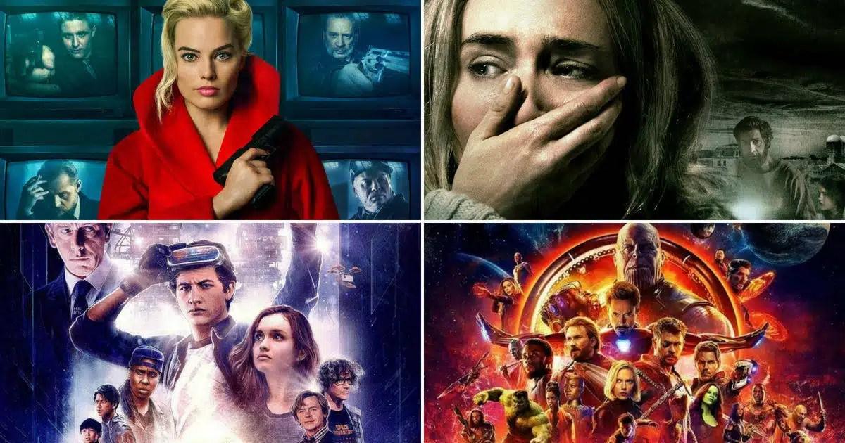 Najbolji filmovi 2018