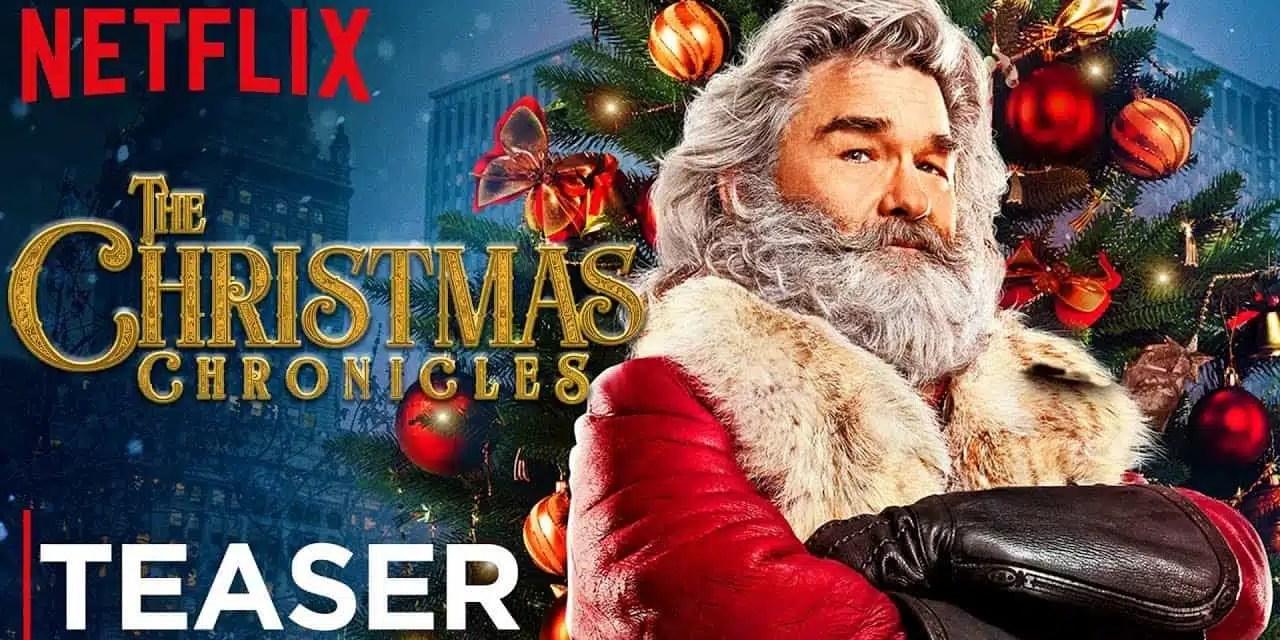 Trailer: The Christmas Chronicles (2018)