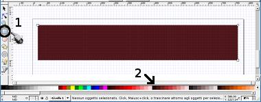 Guida inkscape, inkscape tutorial, web2, header, svg 6