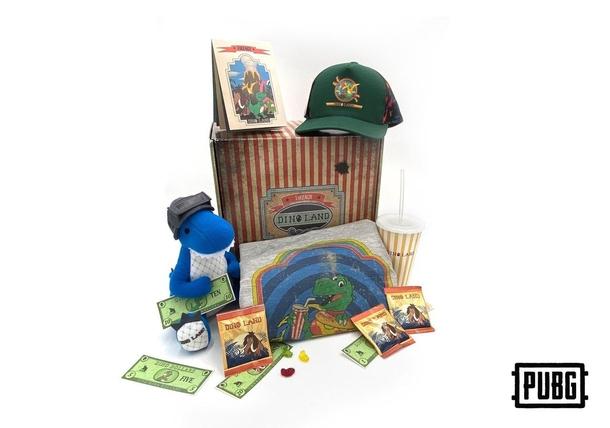Набор PUBG Dinoland
