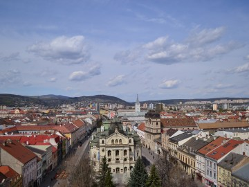 getting to Kosice