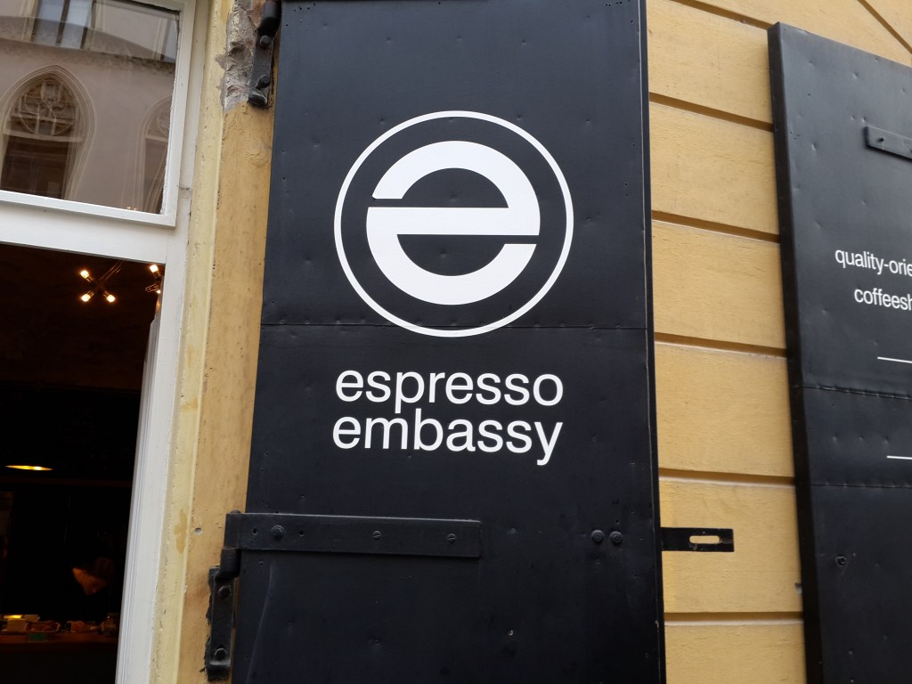 coffee shops in budapest