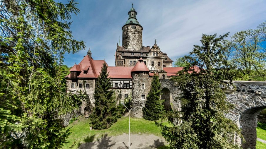 castles in lower silesia