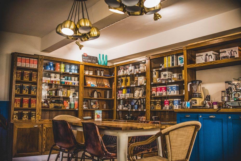 coffee shops in bratislava