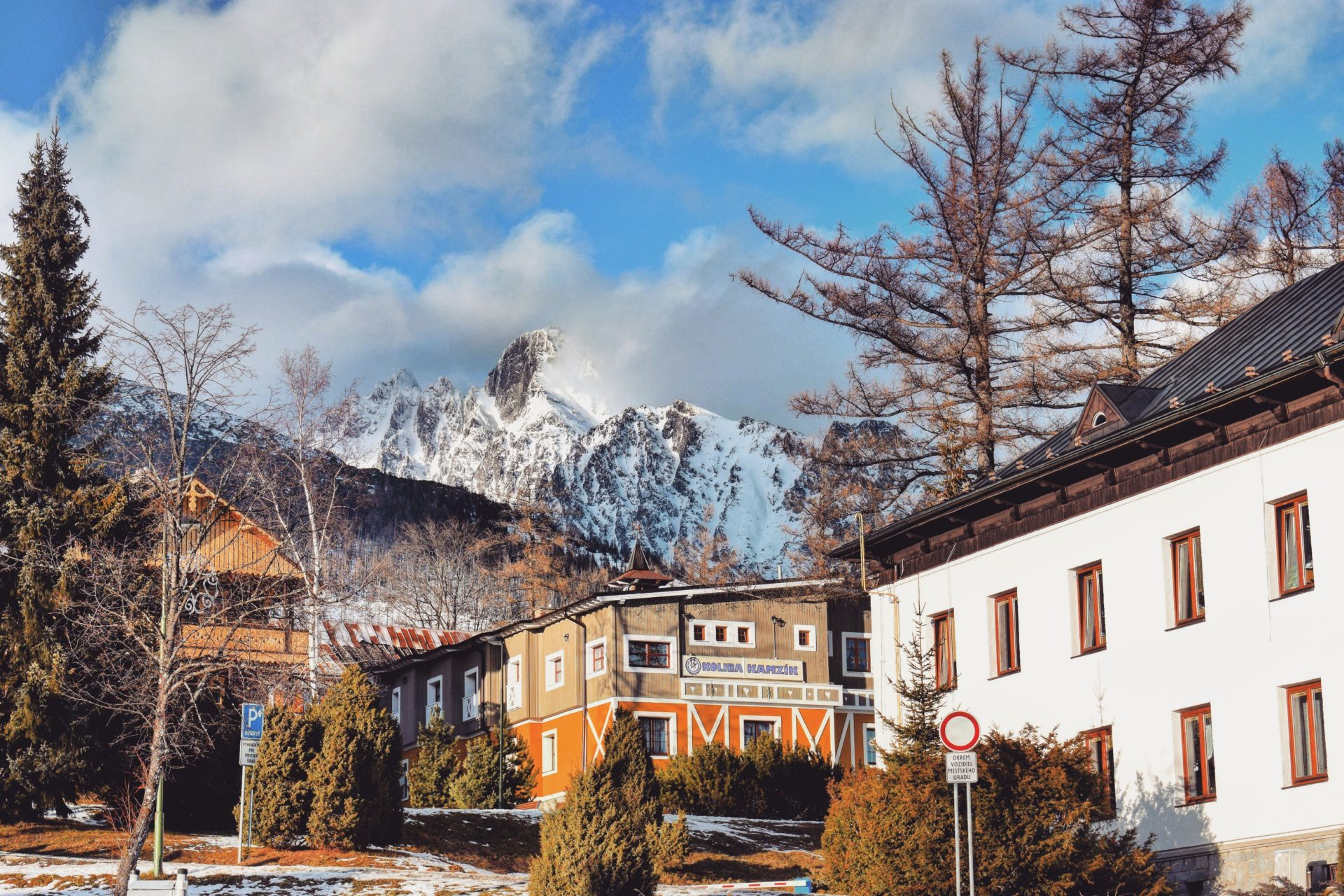 villages in high tatras