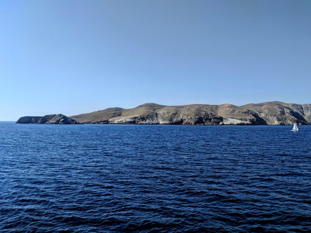 Views from Blue Star Delos