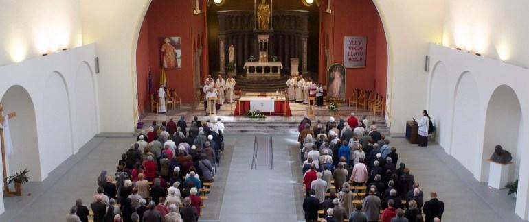 Obletnica posvetitve cerkve