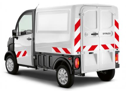 Resultado de imagen de furgoneta sin carnet