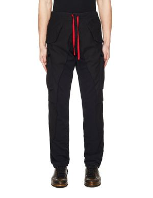 Greg Lauren x Paul Shark Mixed Cargo Trousers