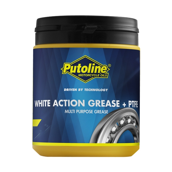 Putoline White Action Grease + PTFE 600g