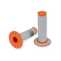 Renthal Grip Diamond Dual Orange