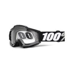 Crossglasögon 100% Accuri OTG Tornado Svart