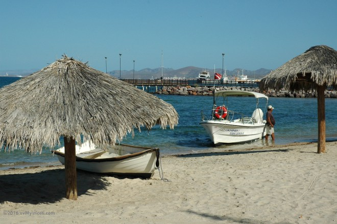 This is the La Paz I remember from 27 years ago.