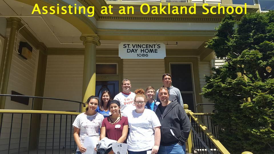 6 oakland school