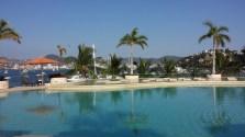 Pool at Acapulco Marina