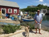 Fishing village of Menemsha was perfectly cast as the setting for Capt. Quints house in Jaws