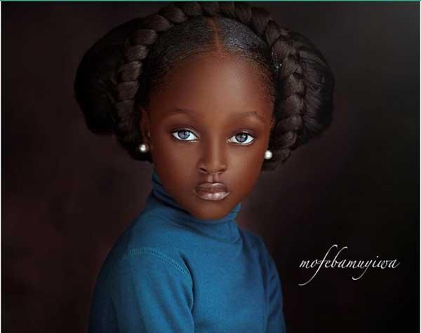 Нигерия-красавица