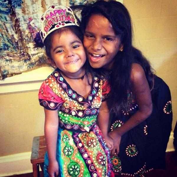 индийски-момичета