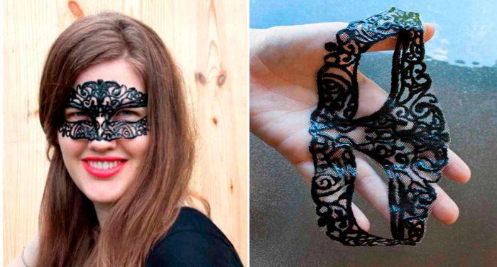 Masque de papier Faites-le vous-même