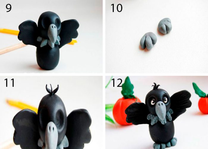 Raven van Plasticine Do It Yourself Master Class