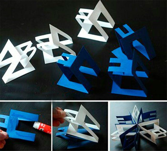 Geometrisk Snowflake Master Class