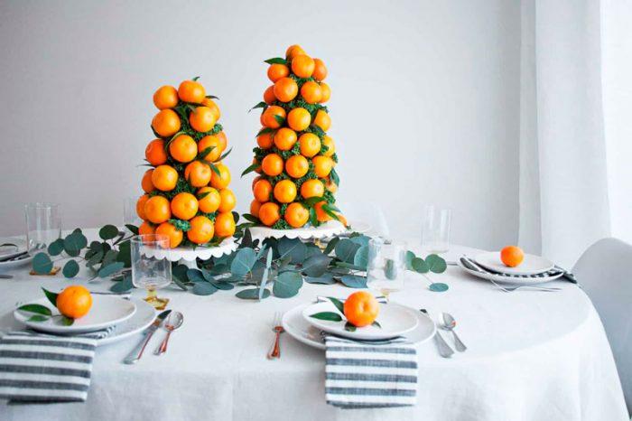 Mandarin Noel Ağacı