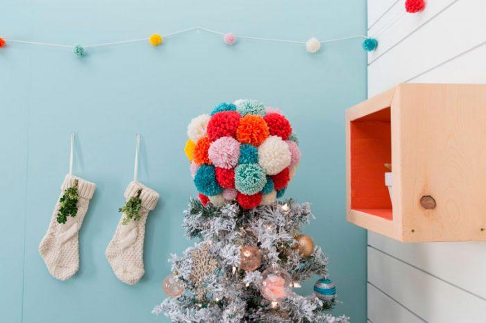 Estrelas volumétricas do papel. Preparando férias em casa!, Fig. Estrelas como no IKEA 2