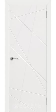 скандинавский стиль двери