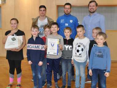 SVPB U9 Turnier Siegerehrung Teams (2)
