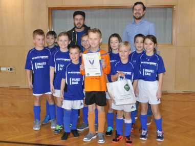 SVPB U9 Turnier Siegerehrung Teams (3)