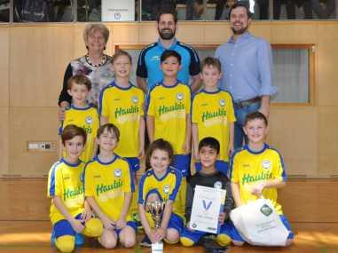 SVPB U9 Turnier Siegerehrung Teams (4)