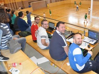 SVPB U9 Turnier Turnierleitung