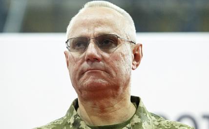 Главком ВСУ: у Зеленского нет проблем отдать приказ о наступлении