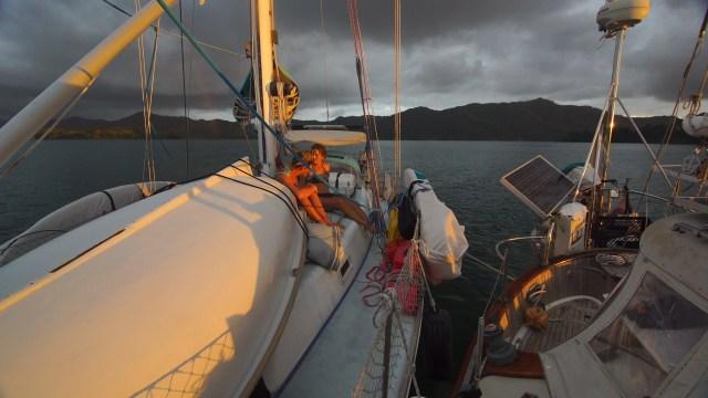 Raft- up with Oleada inBahia Honda