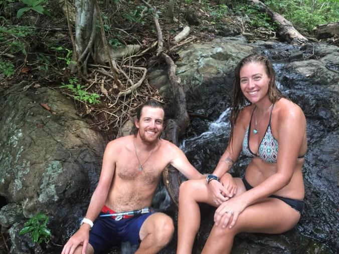 First Panama Waterfall
