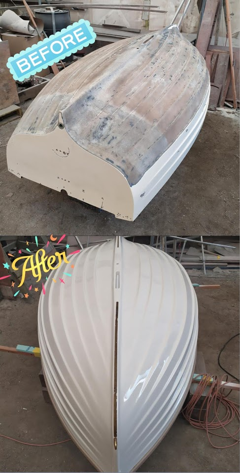 The Tale of our Fatty Knees 8′ Sailing Dinghy