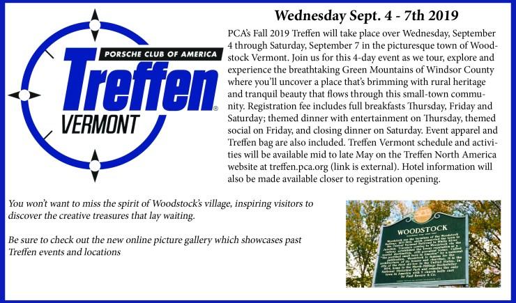 Treffen Vermont