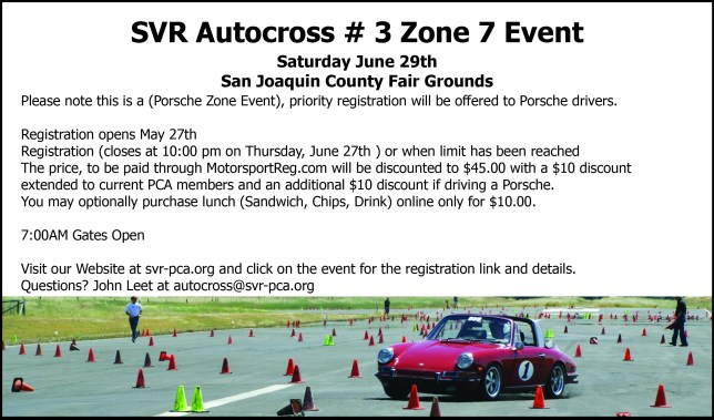AX 3 Stockton (Zone 7 Event) @ San Joaquin Fair Grounds | Stockton | California | United States