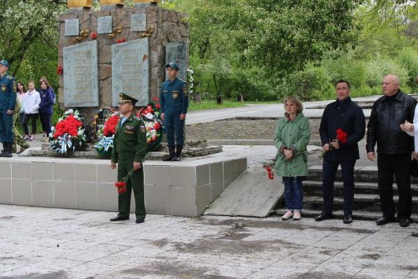 Пробег памяти воинов - уральцев, погибших в локальных конфликтах 18.05.2019 г. Асбест