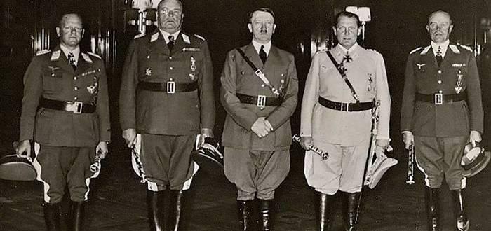 Агент «Вертер»: кто в руководстве Третьего рейха был советским шпионом