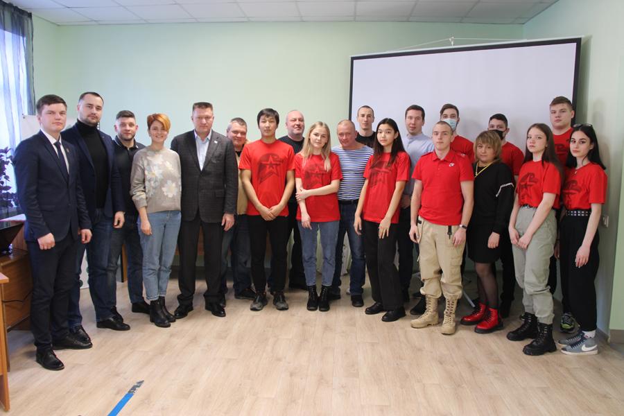 10 лет Свердловской региональной молодежной патриотической организации «НАСЛЕДИЕ»