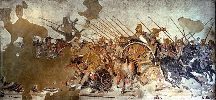 Буря в пустыне: как Александр Македонский победил при Гавгамелах