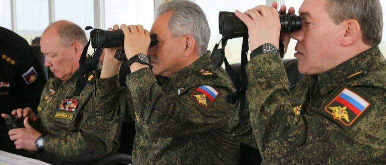 Десять тысяч военнослужащих: как прошли крупнейшие межвидовые учения ВС РФ в Крыму