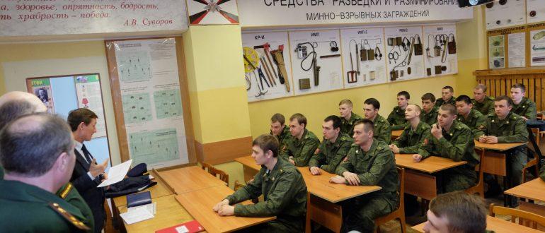 Служить России – большая честь!