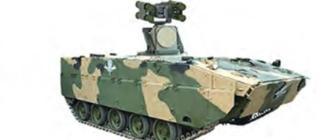 Опубликованы изображения новых боевых машин для ВДВ