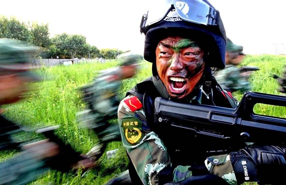 Дети Красного дракона:Китайский спецназ – сила, с которой необходимо считаться